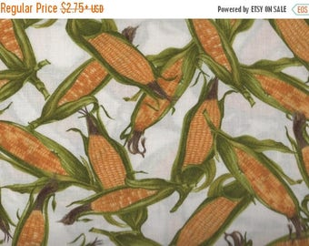 ON SALE Fresh Picked by Moda, Vegetable Fabric, Garden Fabric, Corn Fabric, 05004