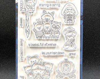Fairytale Clear Stamp Set