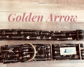 Golden Arrow Collar