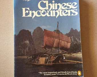 Chinese Encounters by Inge Morath and Arthur Miller (1981, Paperback)