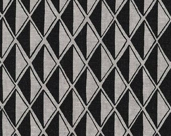 Arroyo - Triangles in Titanium - Erin Dollar for Robert Kaufman - AOU-16879-357 - Half Yard