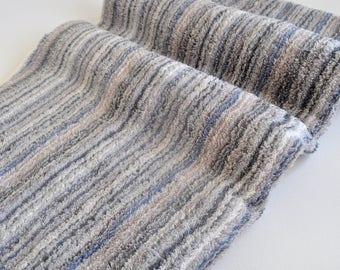 Peshtemal style Turkish Terry towel in pastel multicolor  cotton extra soft 80x150 cm