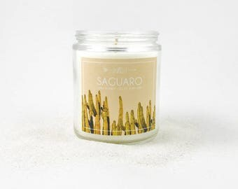 Saguaro Desert Candle