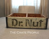 RESERVED for Amy - 1 DR Nut Soda Crate