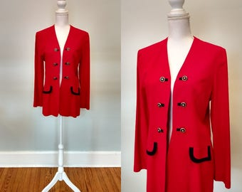 Vintage Women's Blazer / Est. Size S/M