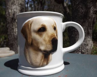 Yellow Labrador Coffee Mug Xpress Corp.
