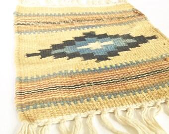 Vintage Tapestry Rug Square