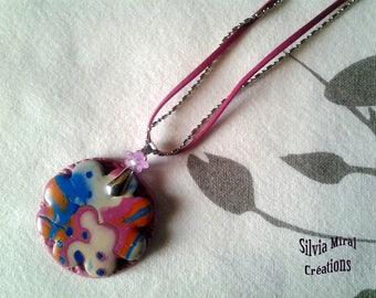 Necklace short necklace - SPARKLE 2 collection