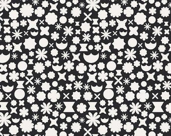 SALE--Geometric Bliss--Polygons Callalily--Jeni Baker--Art Gallery Fabrics--100% premium cotton--price is per yard
