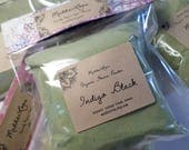 FREE SHIPPING/Vegan/Organic Indigo Black Henna Hair-No PPD-Colorant Powder-Complete Instructions Included-3oz.