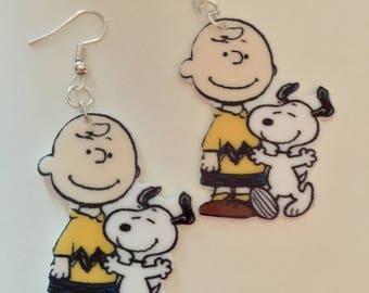 Charlie Brown Earrings