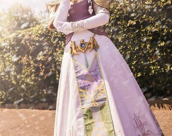Princess Zelda Twilight Princess costume