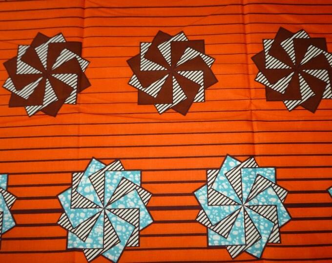 African Clothing Fabrics Julius Holland Block Wax Print Fabrics For Sewing,Kitenge/Pagnes/Ankara Sold By Yard