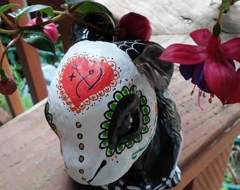 Day of the Dead Altar Bunny