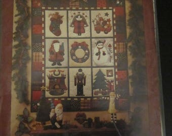 Visions of Christmas Quilt Pattern
