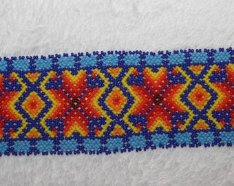 Huichol Beaded Bracelet XXXX