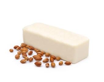 Argan Oil Soap Loaves, Soap Log, Soap Loaf FREE SHIPPING, Homemade Soap, Artisan Soap, Vegan Soap, Unscented Soap Bar, Organic Soap Bar