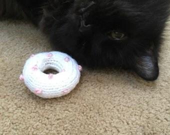 Doughnut Catnip Cat Toy