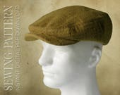 Men's Vintage Reproduction Sewing Patterns Flat Cap for Child or AdulSEWING PATTERN  Finch 1920s Irish  t $14.00 AT vintagedancer.com