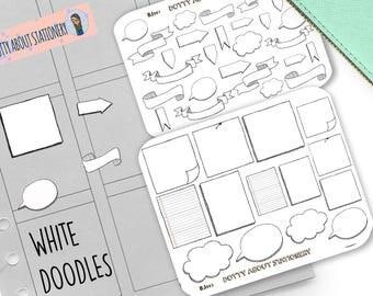 White Doodles