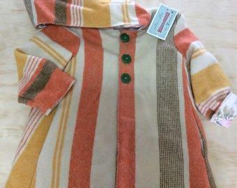 Pure wool coat size 5