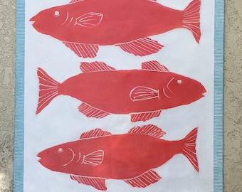 Red Fish Runner