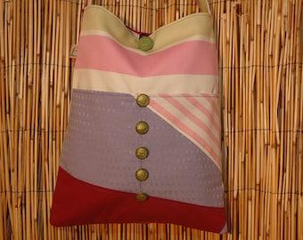 Fabric Collection Lya Patchwork shoulder bag