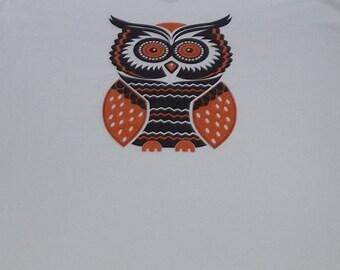 Halloween Shirt ~ Shirt ~ Owl Shirt ~ Women's  Clothing ~ Owl Top ~ Owl ~  Shirt  ~ Top ~Women's  Owl Tshirt