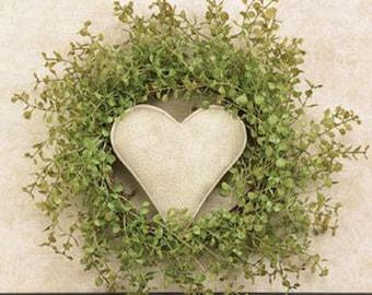 """Baby Grass Wreath - 12"""""""