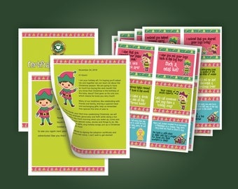Elf Activity Kit - Spirit of the Season