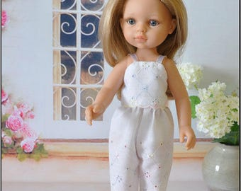 Set of 2 pieces for doll Paola Reina