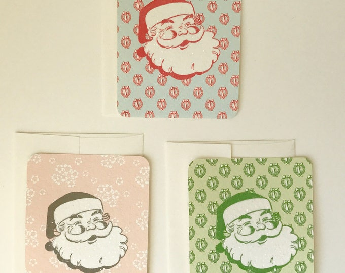 Featured listing image: Assorted Santa Note Sets