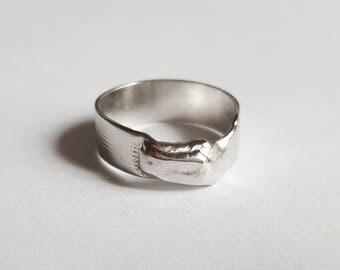 silver ring original