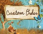Custom Order for a War Eagle!