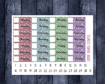 On Sale Spring Date covers for ECLP, happy planner, or any planner