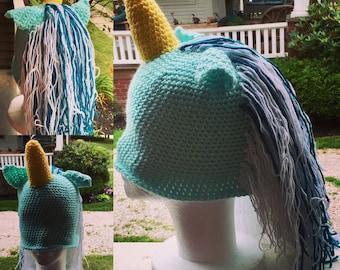 Adult size Unicorn hat!