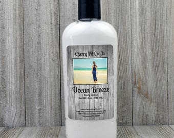 Ocean Breeze Lotion