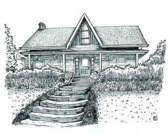 Custom House Drawings