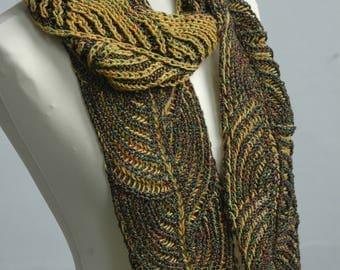shawl & baret