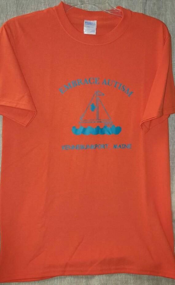 Embrace Autism Adult T-shirt