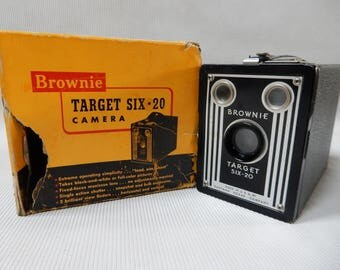 Kodak Brownie Target Six -20 Camera
