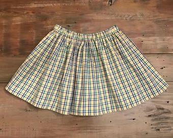 Mardi Gras Mambo Skirt