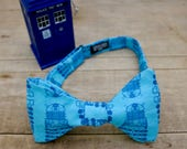 Exterminate! Dalek Bow Tie Handcrafted-to-Order by Adam Speicher