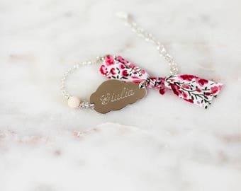 Bracelet sweet cloud kids silver liberty