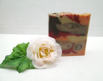 Autumn Woods Soap, Handmade Soap, All Natural Soap, Artisan Soap, Homemade Soap