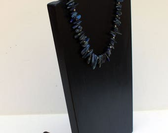 Necklace display,wide necklace display, wide neck Necklace display,