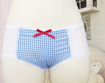 BY THE SEA- underwear, panty, boyshort ddlg