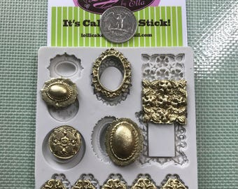 Frame and Brooch Combo