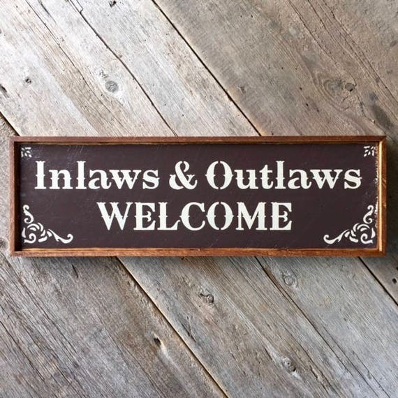 Like this item Welcome Sign Rustic Wood Signs Outdoor Sign Western Home. Wild West Home Decor. Home Design Ideas