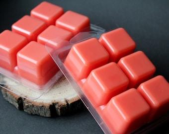 Pumpkin Roll wax melts, soy wax melts, paraffin wax melts, fall scented, pumpkin spice, autumn wax melts, wax tarts